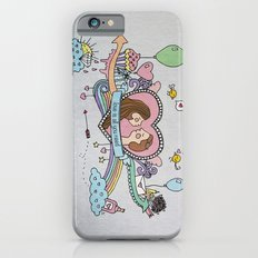 Valentine's Doodle iPhone 6 Slim Case