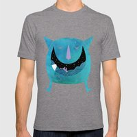 Swallowed By The Sea Mens Fitted Tee Tri-Grey SMALL