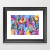 Sujag Framed Art Print