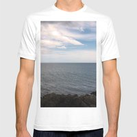 Drift Mens Fitted Tee White SMALL