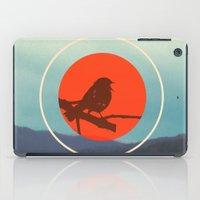 Bird Call iPad Case