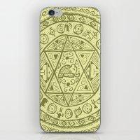 #MoleskineDaily_10 iPhone & iPod Skin