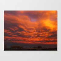 Thus The Veil Of Maya Is… Canvas Print