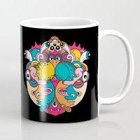 Daily Drawing 2039 Mug
