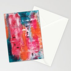 Which Way to Strawberry Fields Stationery Cards