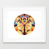 Ismael Framed Art Print