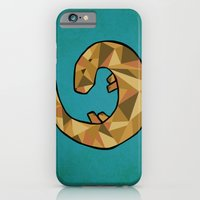 iPhone & iPod Case featuring Otter by Jackie Wyant