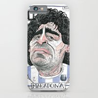 iPhone & iPod Case featuring EL DIEGO by BANDY