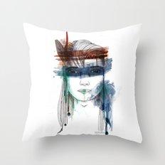 Dream Maker Throw Pillow