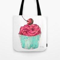 Creative Cupcake... Tote Bag