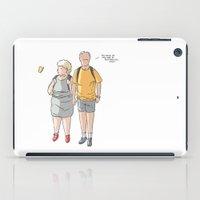 Hey, a Butterfly! iPad Case