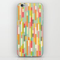 City by the Bay, Street Fair iPhone & iPod Skin