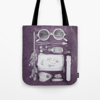 witch's bag Tote Bag