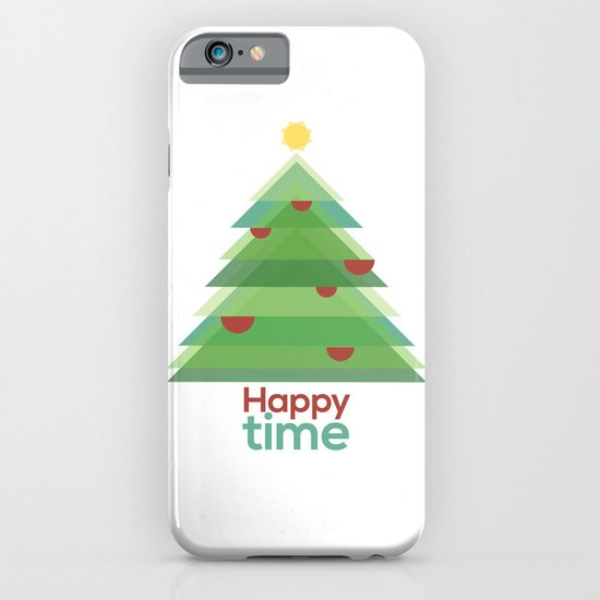 Happy time iPhone & iPod Case