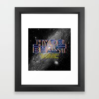 Til' The Next Episode Framed Art Print