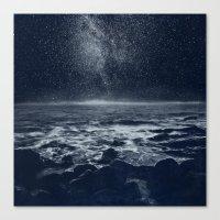 the Dreaming Ocean Canvas Print