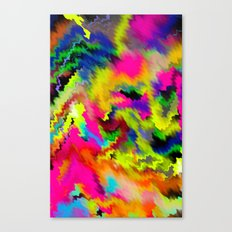 Arcade Wave Canvas Print
