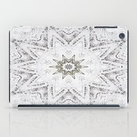 Snowflake iPad Case