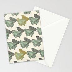 vintage mermaid Stationery Cards
