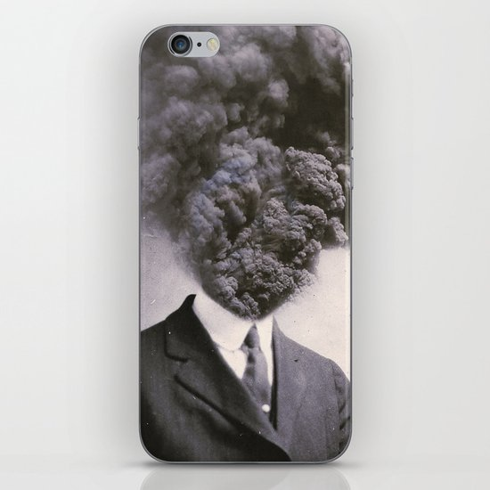 Outburst iPhone & iPod Skin