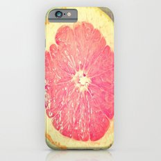 Grapefruit!  iPhone 6 Slim Case