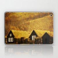 Turf Houses Of Iceland Laptop & iPad Skin