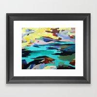Lochnesse  Framed Art Print