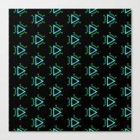 Pttrn20 Canvas Print