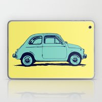 Fiat 500 Laptop & iPad Skin
