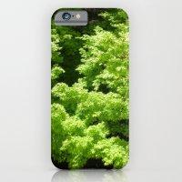 Japanese Maple Green iPhone 6 Slim Case