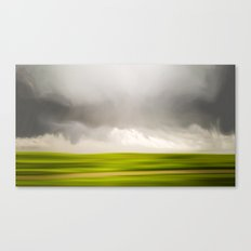 Stormy May Day Canvas Print