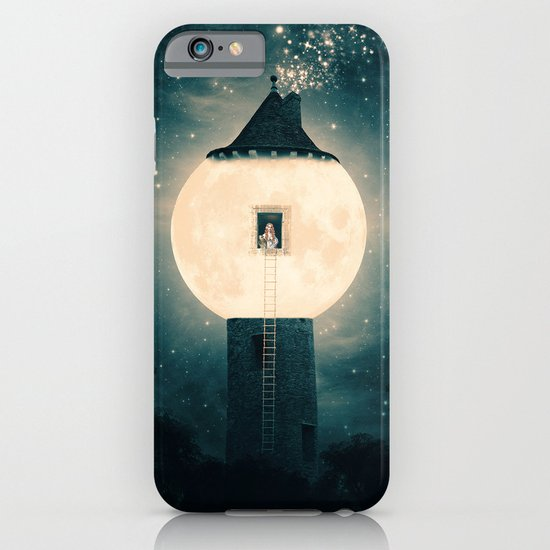 The Moon Tower iPhone & iPod Case