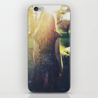 Sunlit Dreams iPhone & iPod Skin