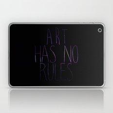 ART Rules Laptop & iPad Skin