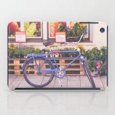 Market Bicycle iPad Case
