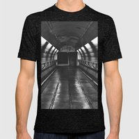 Underground: Waterloo (3) Mens Fitted Tee Tri-Black SMALL