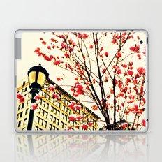 street blossoms Laptop & iPad Skin