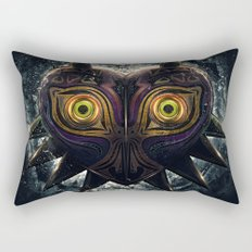 Epic Pure Evil of Majora's Mask Rectangular Pillow