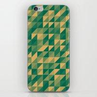 Honey Fields iPhone & iPod Skin