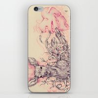Deer Heart iPhone & iPod Skin
