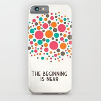 iPhone & iPod Case featuring The Beginning Is Near by Ana Laya