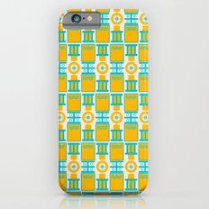 Summer geometry iPhone 6s Slim Case