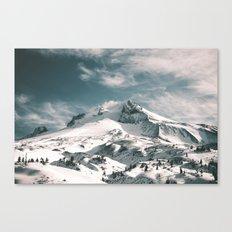 Mount Hood V Canvas Print