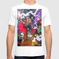 Thor Mens Fitted Tee White SMALL