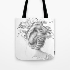 Innocent Beauty Tote Bag