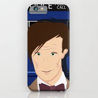 Doctor Who - Matt Smith iPhone 6 Slim Case