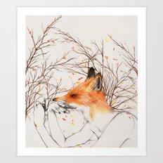 Breed III Art Print