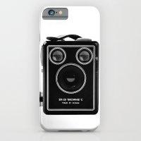 Box Brownie iPhone 6 Slim Case
