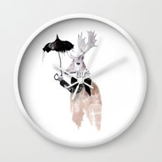 RainDeer Wall Clock
