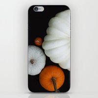 Pumpkins iPhone & iPod Skin